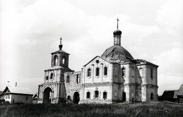 Церковь в Больших Ширданах